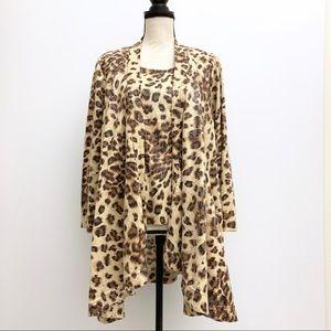 Neiman Marcus Cheetah Matching Set